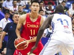 中国男篮78-73法国男篮