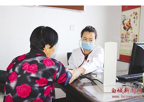 """白城市医院积极推进""""医联体""""工作"""