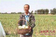 镇赉县举办农业科技特派员产业扶贫现场培训