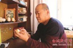 刘景峰蛋雕——指尖上的艺术