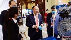 中国一汽携4项高科技展品亮相中国品牌日