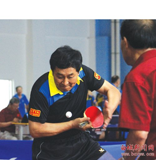 2014年中国乒乓球协会会员联赛白