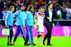 德国艰难赢苏格兰 勒夫怒批防守表现