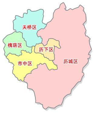 山东省东平县州城镇地图