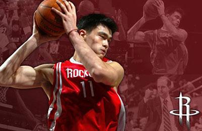 成为NBA名人堂候选人 姚明受宠若惊