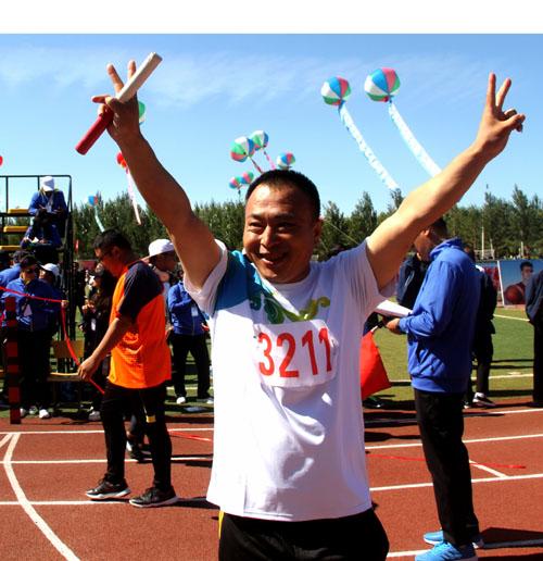 镇赉县第三十一届全民运动会掠影
