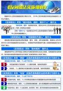 《中华人民共和国反间谍法实施细则》解读