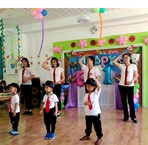 """镇赉县庆祝""""六一""""儿童节活动丰富多彩"""