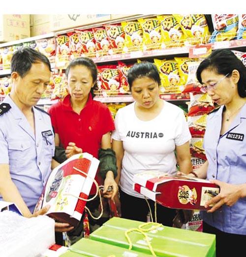 食品安全市场检查