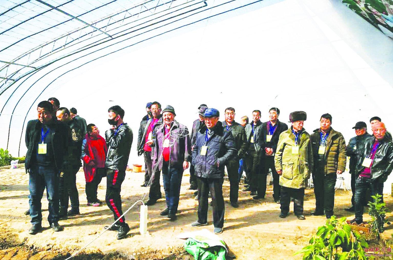 2019年首期新型农民社员培训班